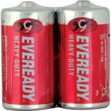 ENERGIZER Baterie Eveready RED R14/2 SHRINK 2xC