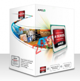 AMD Trinity A4-5300 (2core, 3,4GHz,1MB,socket FM2,65W,VGA HD 7480D) Box