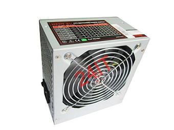 Fotografie HEDY 500W ATX,12cm fan,2x SATA, pasívní PFC
