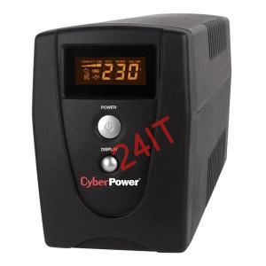 CyberPower Value SOHO UPS 1000VA / 550W, 2 české zásuvky