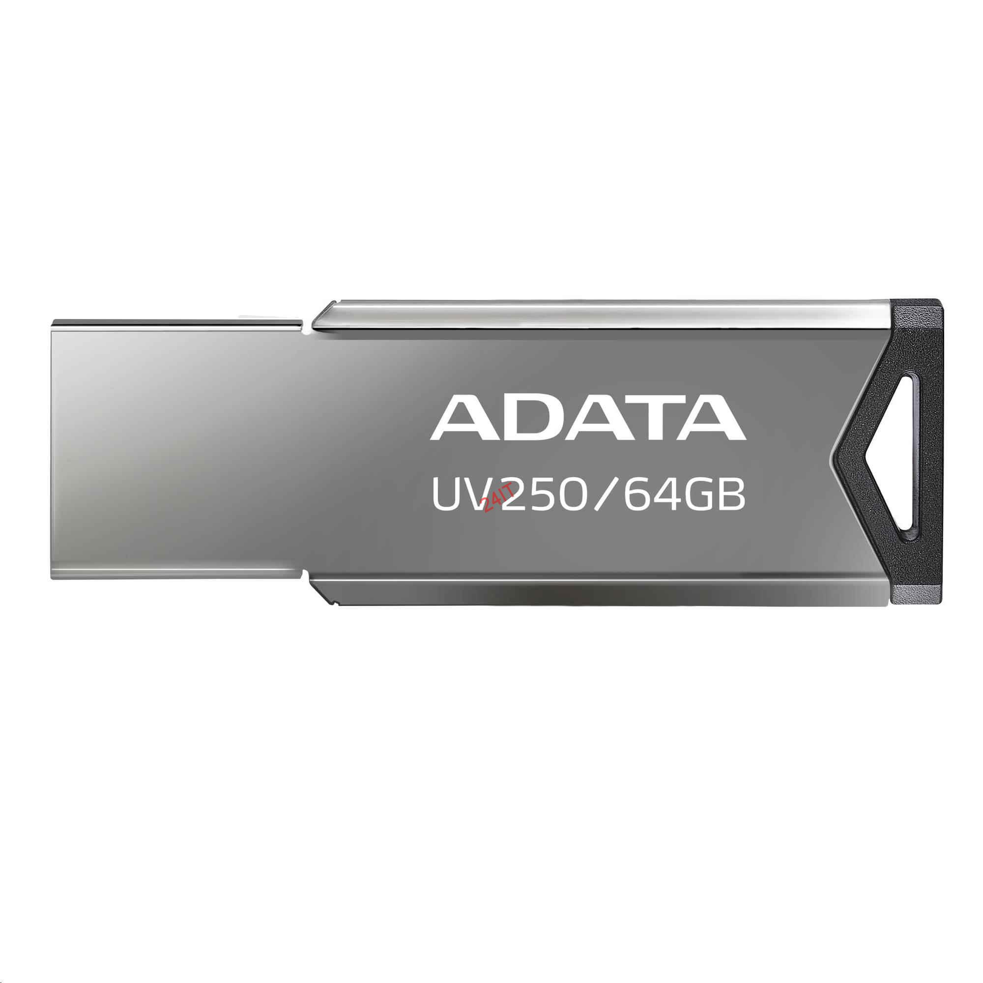 A-DATA UV250 32GB USB 2.0 kovový
