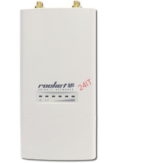 Ubiquiti Rocket M5 MIMO base,802.11n,outdoor,2xRSMA,PoE 24V