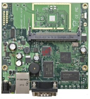 MikroTik RouterBOARD RB411 RouterOS v3 Level 3