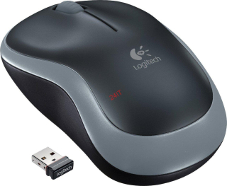 LOGITECH M185 Swift Grey