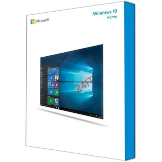 Microsoft Windows Home 10 64Bit CZ 1pk DVD OEM