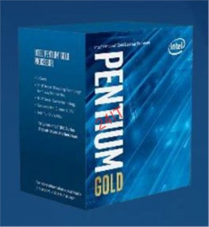 Intel Pentium Gold G5400 Coffee lake sc. 1151