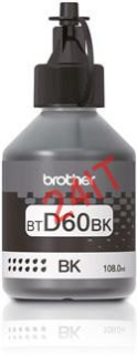 BROTHER BT-D60BK (inkoust black, 6 500 str.@ 5% draft)
