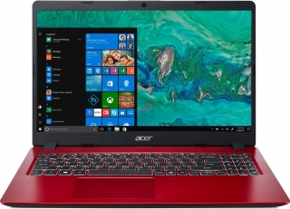"Acer Aspire 5 A515-52-33LP i3-8145U/8GB/256GB SSD/15.6"" FHD/UHD620/W10 RED"
