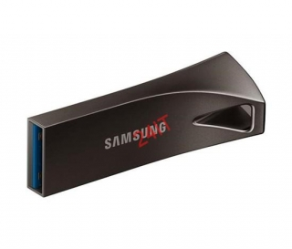 Samsung 128GB Flash disk USB 3.1 BAR PLUS Titan grey MUF-128BE4/EU
