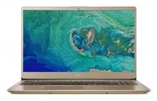 "Acer Swift 3 SF315-52-38XH i3-8130U/4GB/256GB SSD/UHD620/15.6"" FHD IPS/W10 gold"