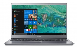 "Acer Swift 3 SF315-52-59F0 i5-8250U/4GB/16GB Optane+1TB/HD620/15.6"" FHD IPS/BT/W"