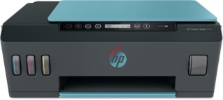 HP AIO Tank Wireless 516 (A4, 11/5 ppm, USB, Wi-Fi, Print, Scan, Copy)