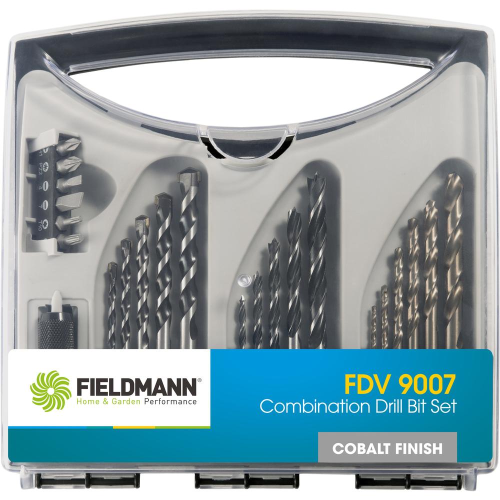 Fotografie FIELDMANN FDV 9007 Sada 23ks vrtáky/bity
