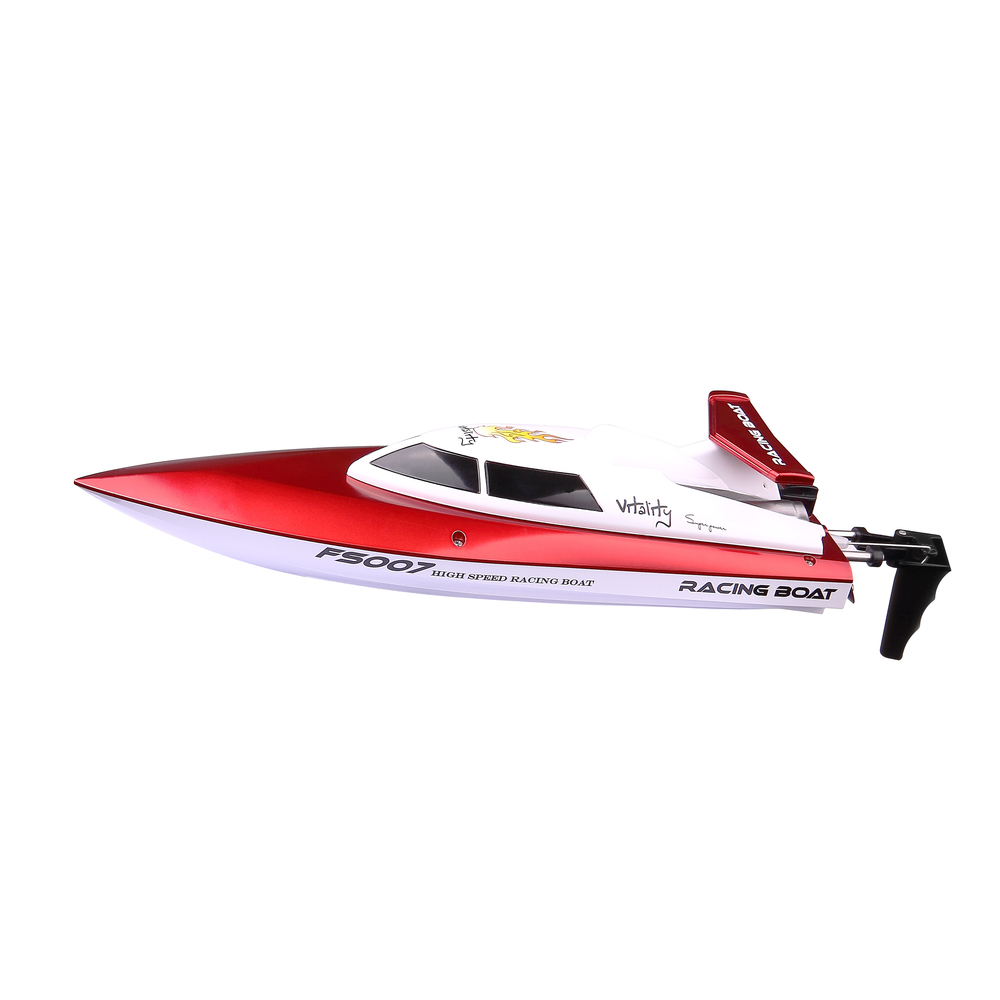 BUDDY TOYS BRB 3500 RC loď 350 červena