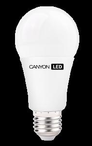 CANYON LED COB žárovka, E27,kulatá,10W,806 lm,teplá bílá 2700K, 230V, 300°,RA>80