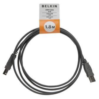 Fotografie Belkin kabel USB 2.0 A / B, 1.8m