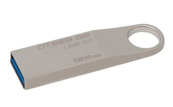 Kingston 128GB DataTraveler SE9, USB 3.0 DTSE9G2/128GB