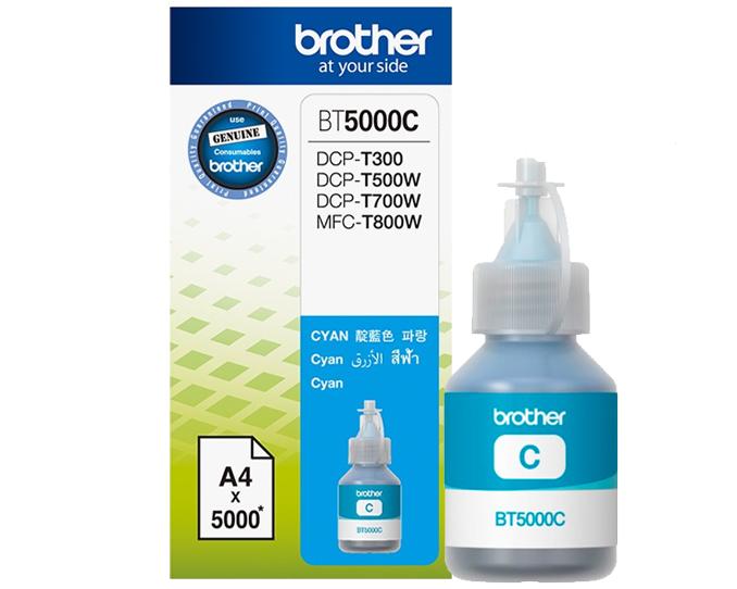 Fotografie Brother BT-5000C, 5000 stran