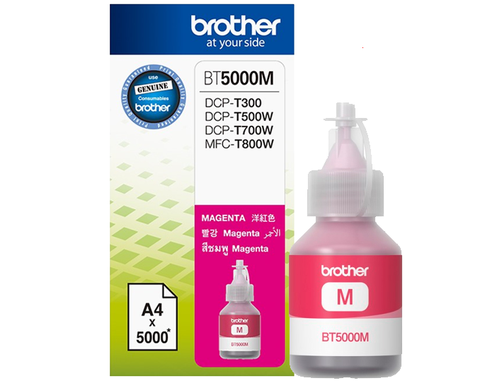 Fotografie Brother BT-5000M, 5000 stran