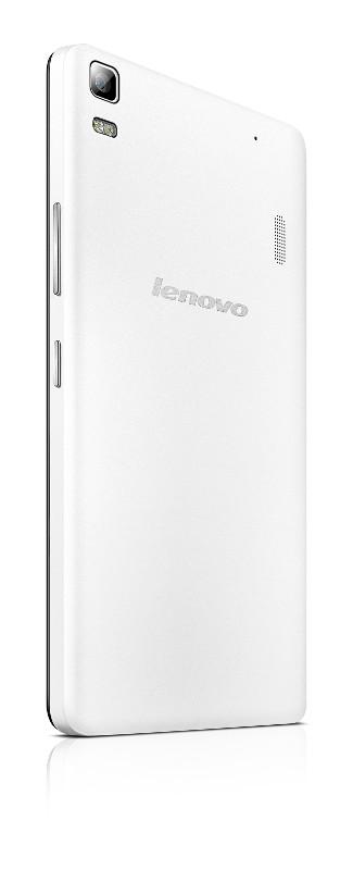 Lenovo Smartphone A7000 Dual SIM white