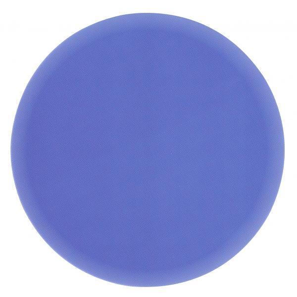 LOGO Polypropylen modrá, kulatá pro optické myši