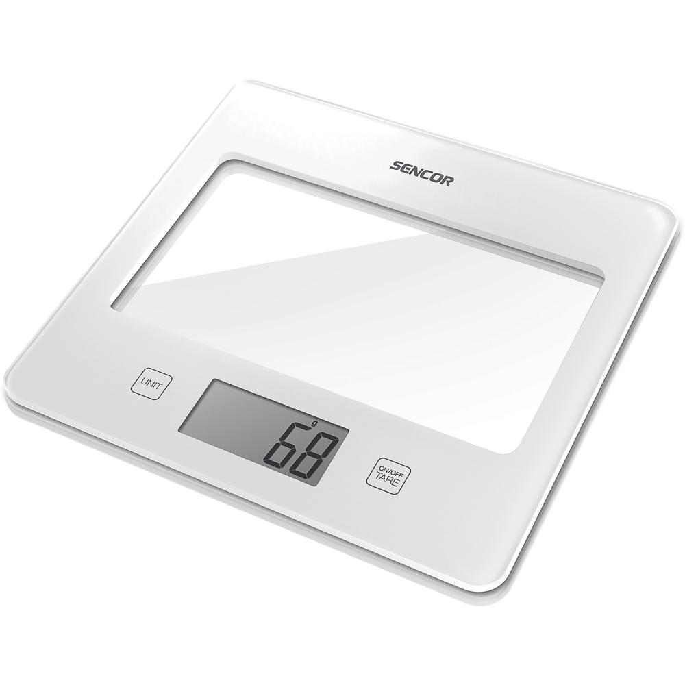 SENCOR SKS 5020WH kuchyňská váha