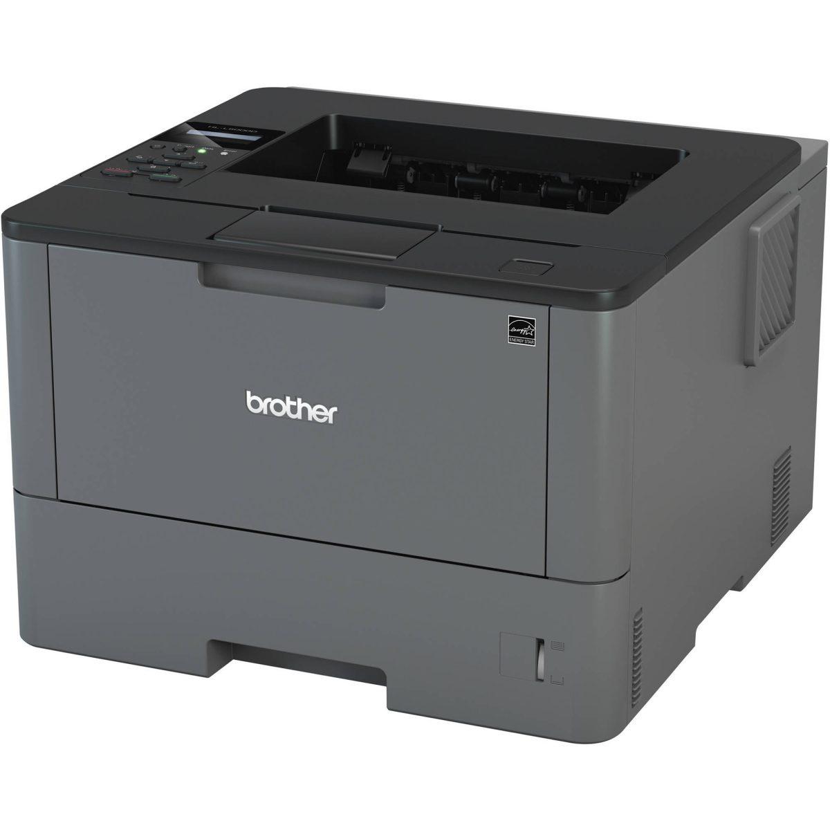 BROTHER HL-L5100DN (Duplex, 40str., 1200dpi, 128 MB, PCL6, USB, ethernet)