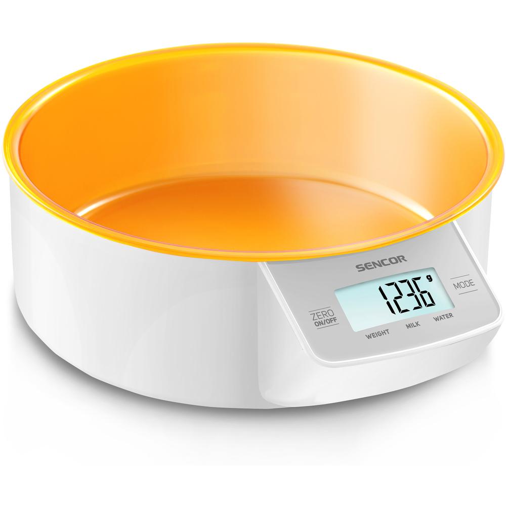 SENCOR SKS 4004OR kuchyňská váha