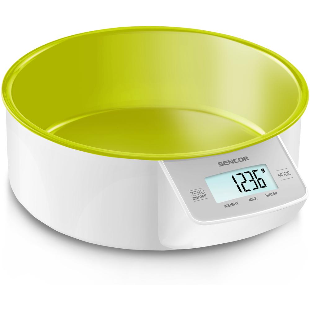 SENCOR SKS 4004GR kuchyňská váha