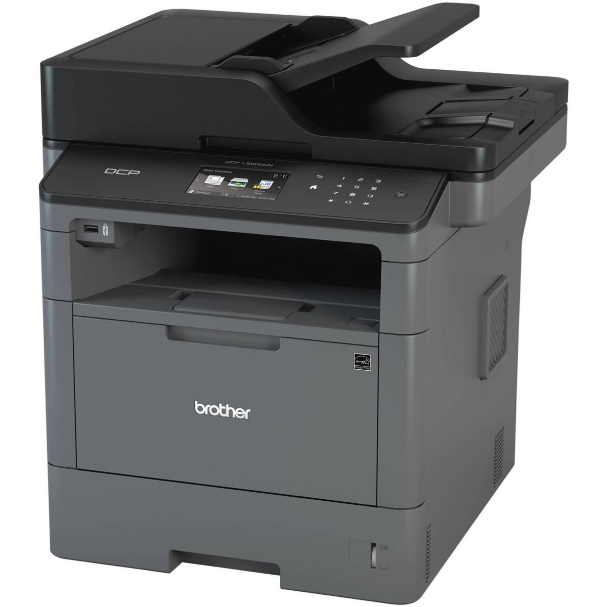 BROTHER MFC-L5700DN tiskárna, kopírka, skener, fax, síť, duplexní tisk,
