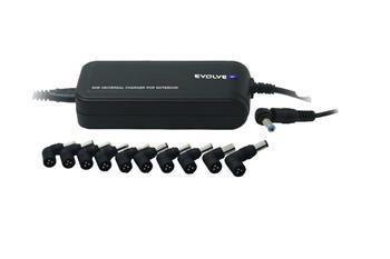 EVOLVEO Global Lite Plus,universální napájecí zdroj pro notebooky, DC 15-20V / m