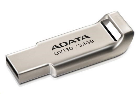 A-DATA UV130 32GB USB 2.0 kovový