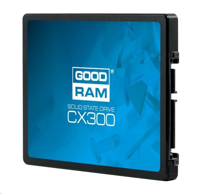 """GOODRAM CX300 SSD 120GB, SATA III, 2,5"""""""
