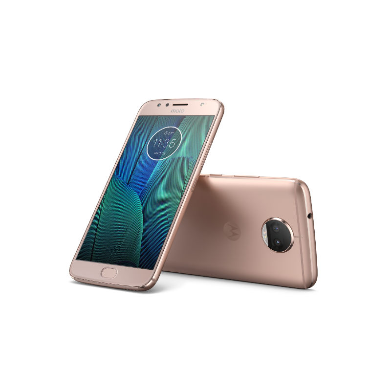 Motorola Moto G5s Plus Dual SIM Blush Gold