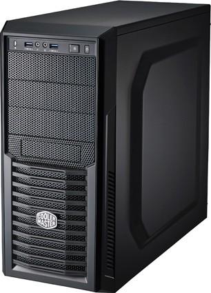 Cooler Master K282 , USB3.0, ATX, bez zdroje, černý