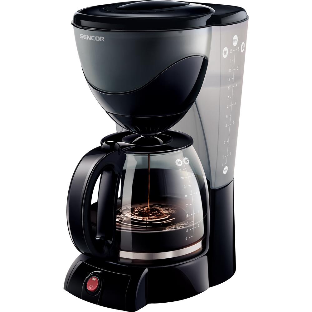 SENCOR SCE 3000BK kávovar