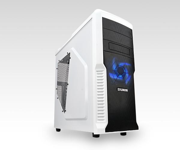 ZALMAN Z3 PLUS ,mATX/ATX, (1x USB3.0, 2x USB2.0 na PP) bez zdroje, bílá