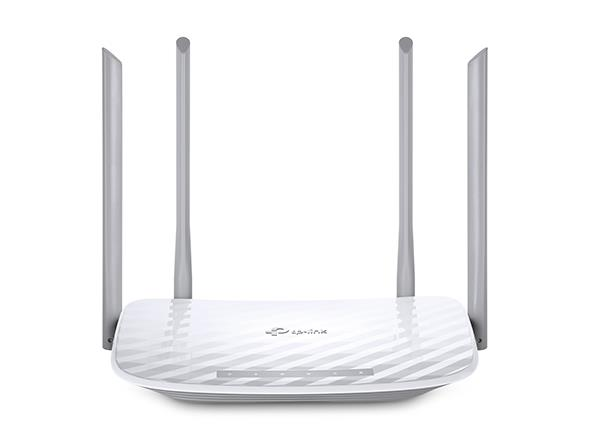TP-LINK Archer C50 AC1200 Dual band 802.11ac router 4xLAN,WAN, IPv6,WiFi on/off