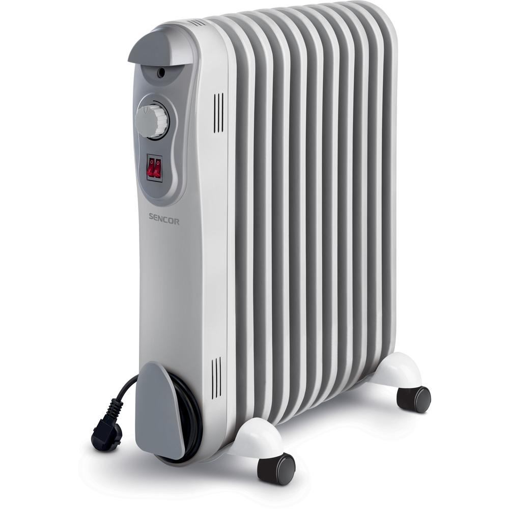 Fotografie SENCOR SOH 3011BE olejový radiátor