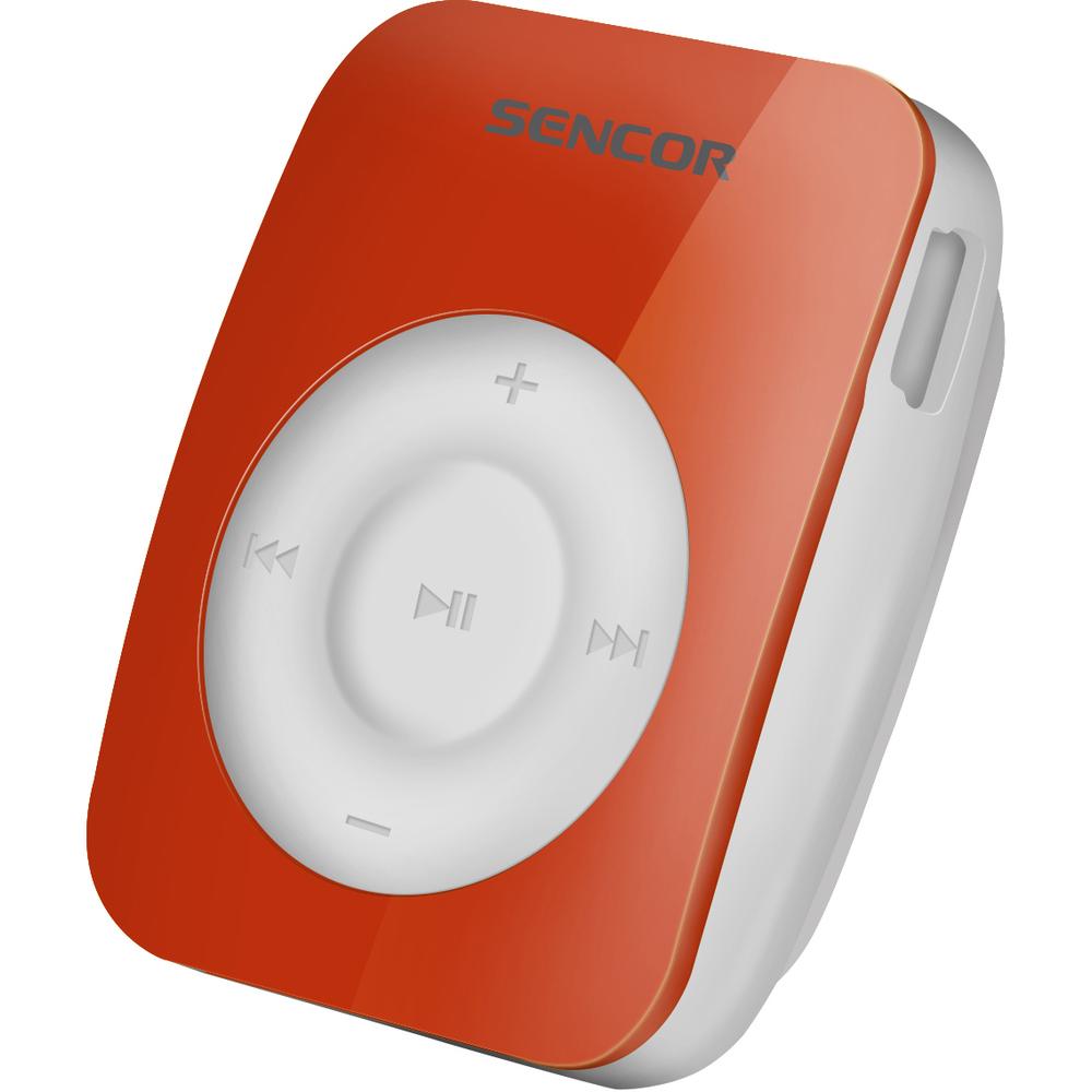 SENCOR SFP 1360 RD 4GB MP3 ČERVENÝ