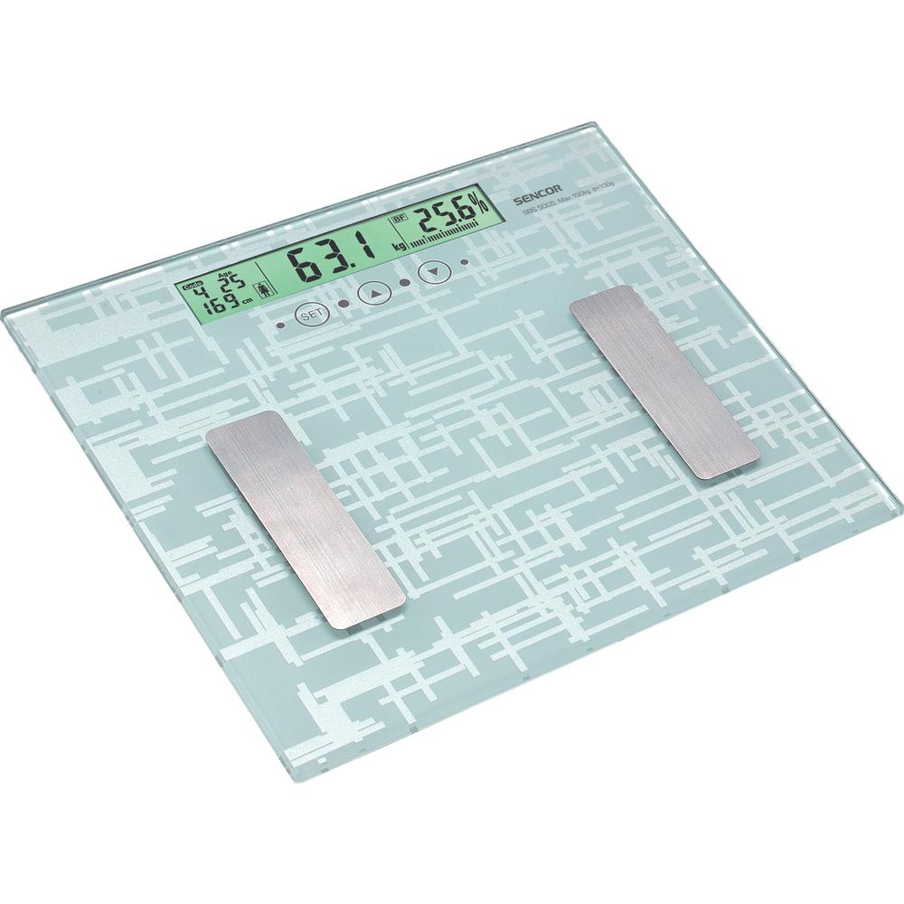 SENCOR SBS 5005 osobní váha