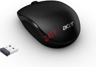 Acer RF2.4 Wireless Optical Mouse Moonstone Black